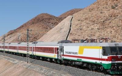 Ethio Telecom building fibre along new 754km rail line to Red Sea at Djibouti