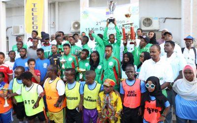 2020 Djibouti Marathon