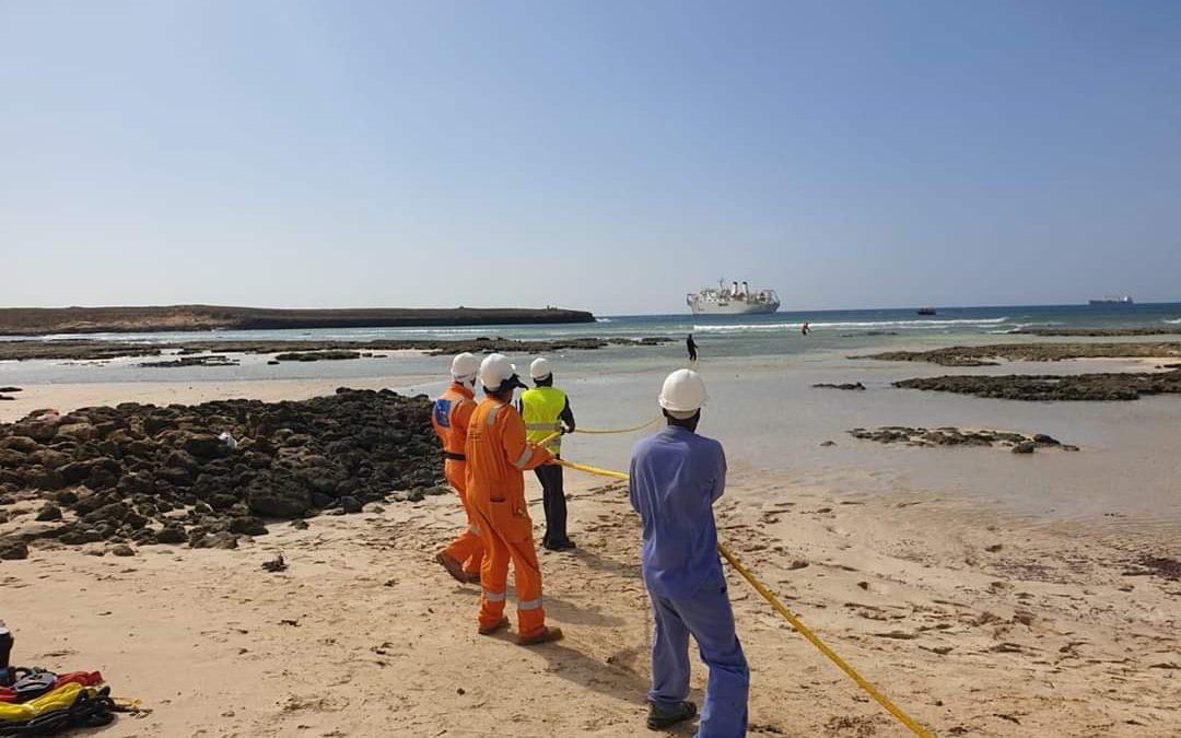 DARE1 Cables Land in Mogadishu and Bossaso
