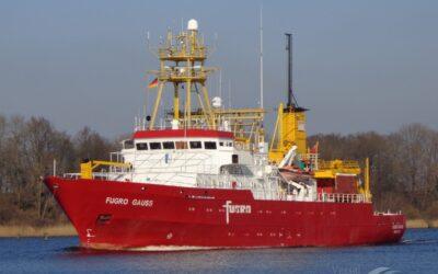 Etude Marine pour le Câble 2Africa