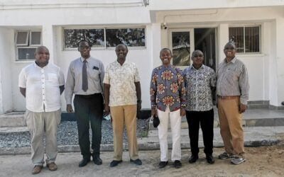 Ministry of ICT Kenya Visits Cable Station